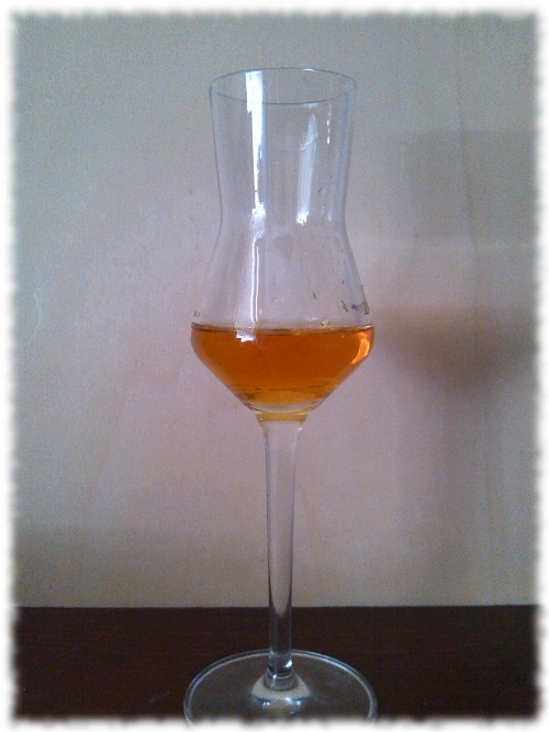 Suntory Umeshu Yamazaki Cask Glas