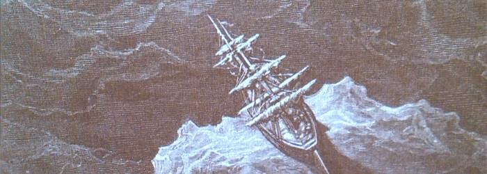 Der Teufel kann rudern, meiner Ehr! Ancient Mariner NavyRum
