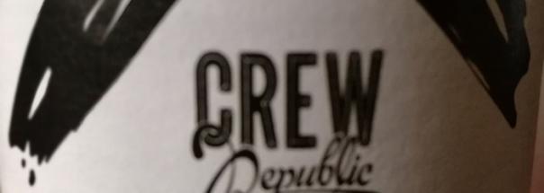 Crew Republic X 2.1 Barley Wine Titel