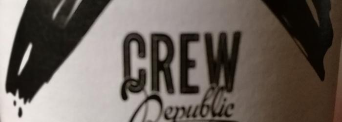 Kurz und bündig – Crew Republic X 2.1 BarleyWine