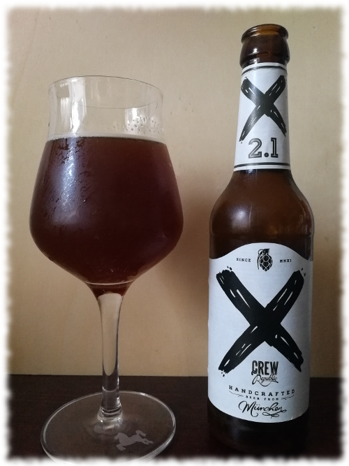 Crew Republic X 2.1 Barley Wine