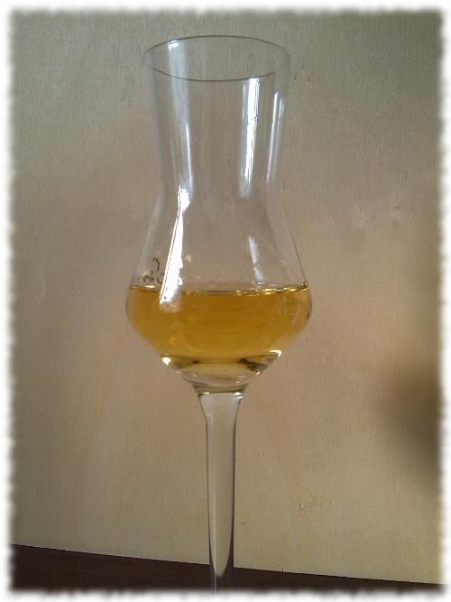 Fortaleza Tequila Reposado Glas