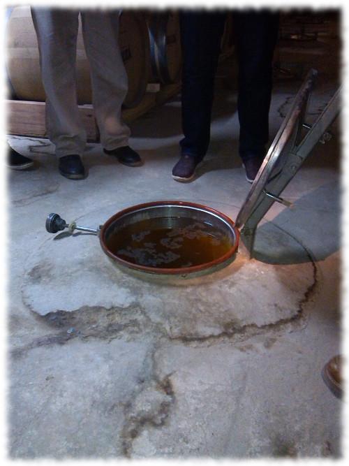 Pisco Bauzá Besuch der Destillerie 07