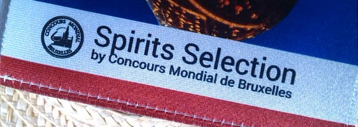 Spirits Selection 2017 Chile Titel