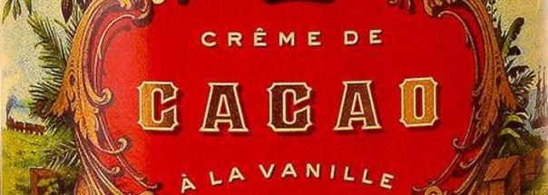 Tempus Fugit Crème de Cacao à la Vanille Titel