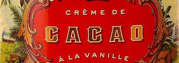Kurz und bündig – Tempus Fugit Crème de Cacao à laVanille