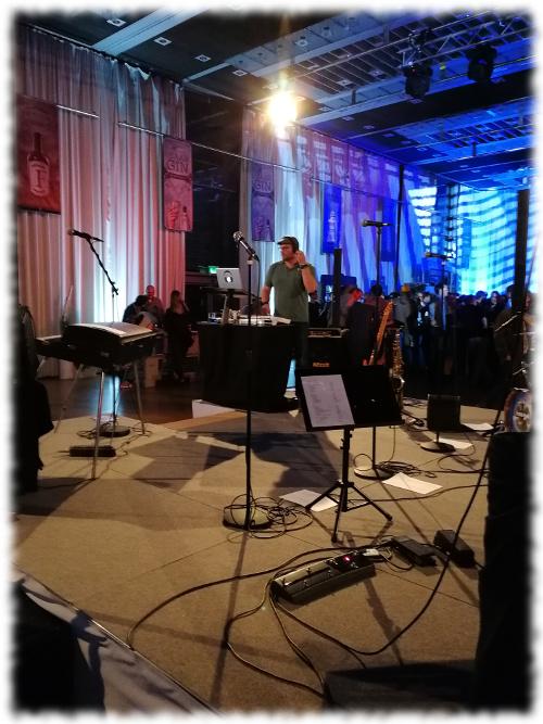 1. GIN Festival Saar - 04 DJ Garry Woodapple