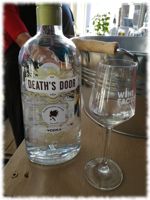 1. GIN Festival Saar - 05 Death's Door Vodka