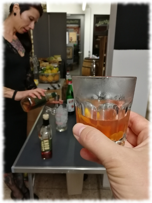 Cocktail meets Whisky - Cocktail 1