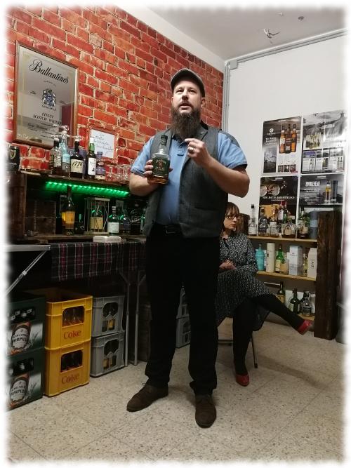 Cocktail meets Whisky - Gastgeber
