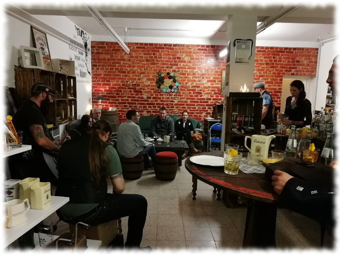 Cocktail meets Whisky - Gruppe