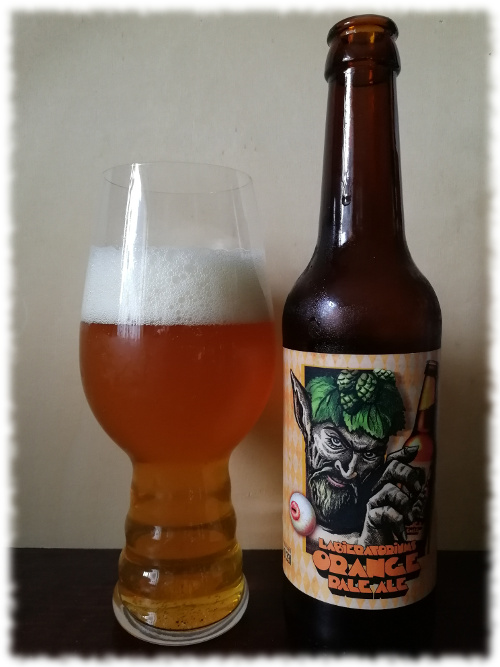 Labieratoriums Orange Pale Ale
