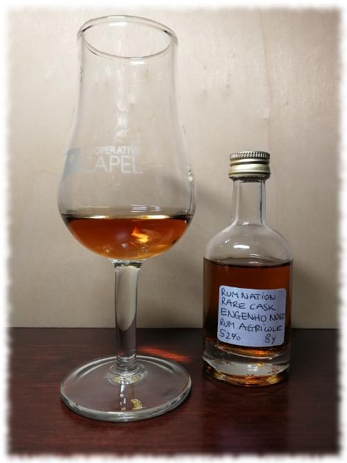 Rum Nation Rare Cask Engenho Novo Rum Agricole da Madeira