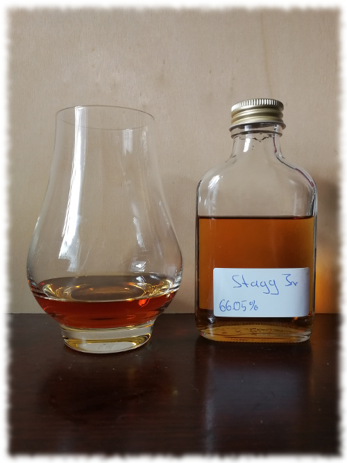Stagg Jr Kentucky Straight Bourbon Whiskey (third batch)