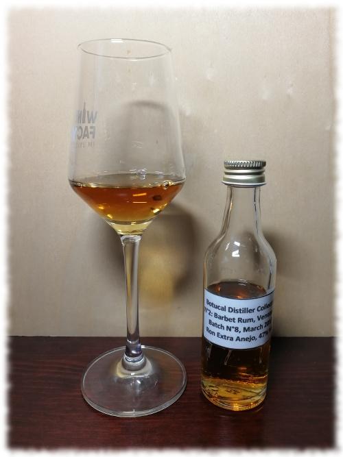 Botucal Distiller Collection N° 2 Single Barbet Column Rum
