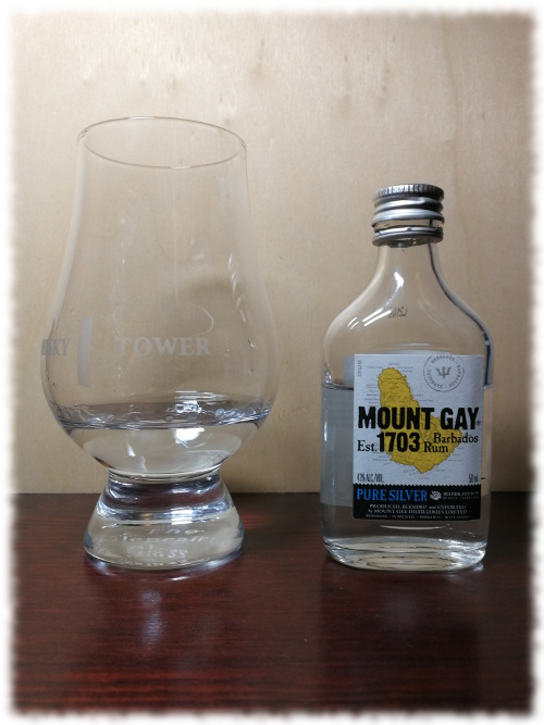 Mount Gay Pure Silver