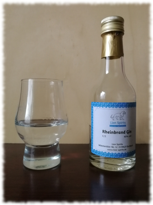 Rheinbrand Dry Gin