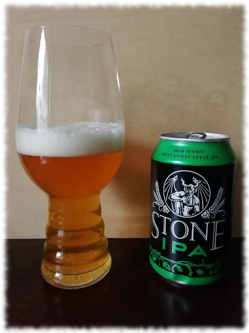 Stone Brewing IPA