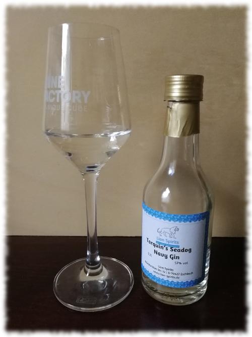Tarquin's Seadog Navy Gin