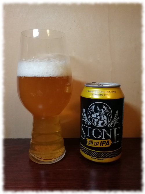 Stone Brewing Go To IPA