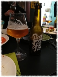 After-Work-Tasting - Bier und Tapas 3 - Barcelona