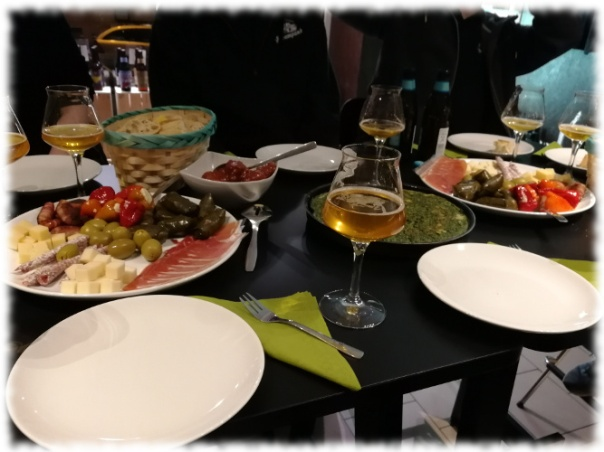 After-Work-Tasting - Bier und Tapas - Tapas