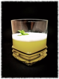 Becherovka Sour