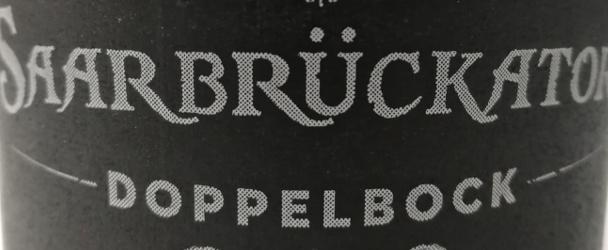 Saarbrückator Doppelbock Titel