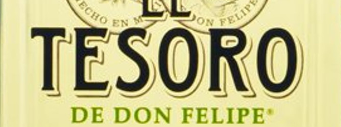 Kurz und bündig – El Tesoro de Don FelipeAñejo