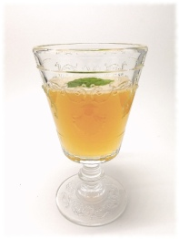 Melba Cocktail