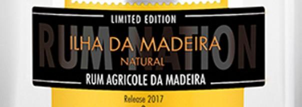 Rum Nation Ilha da Madeira Natural Rum Agricole da Madeira Titel
