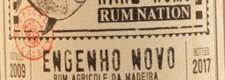 Rum Nation Rare Cask Engenho Novo Rum Agricole da Madeira Titel