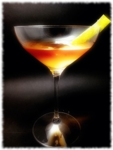 Improved Gin Cocktail