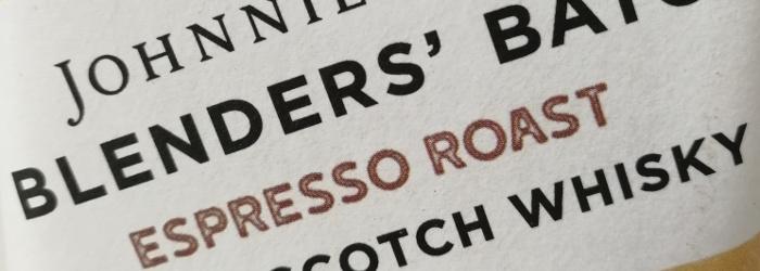 Johnnie Walker Blenders' Batch Espresso Roast Blended Scotch Whisky Titel
