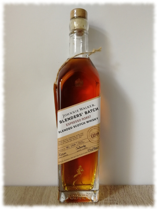 Johnnie Walker Blenders' Batch Espresso Roast Blended Scotch Whisky