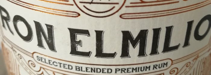 Ron Elmilio Selected Blended Premium Rum Titel