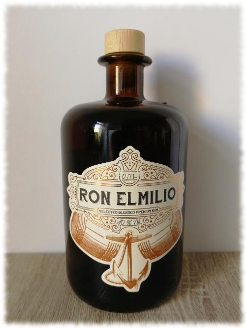 Ron Elmilio Selected Blended Premium Rum