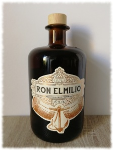 Ron Elmilio Selected Blended Premium Rum