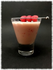 Salted Caramel Raspberry Choc