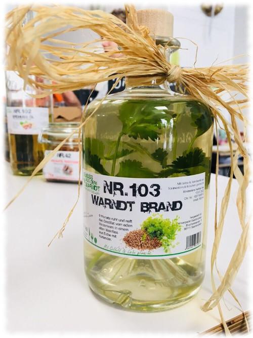Warndt Brand