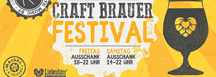 Maisel & Friends Craft Brauer Festival 2018 und Maisel & Schanzenbräu GestopfterBär