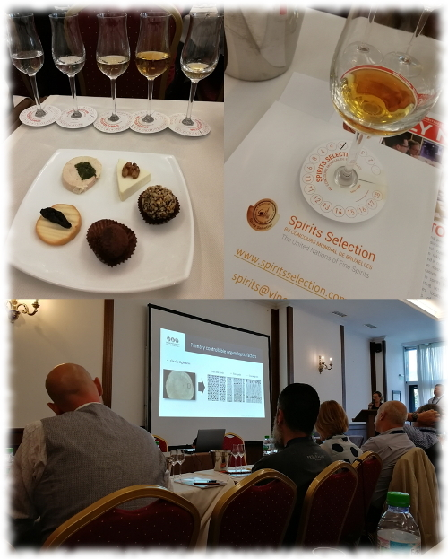 Spirits Selection 2018 (Bulgarien) - 01 - Masterclasses