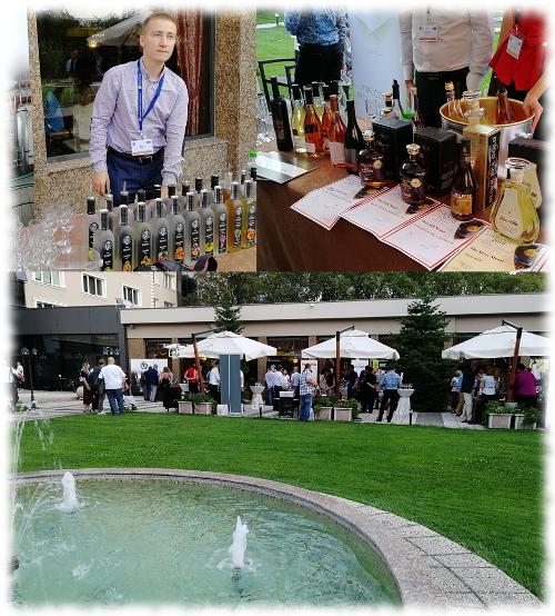 Spirits Selection 2018 (Bulgarien) - 02 - Präsentation der Hersteller im Hotel
