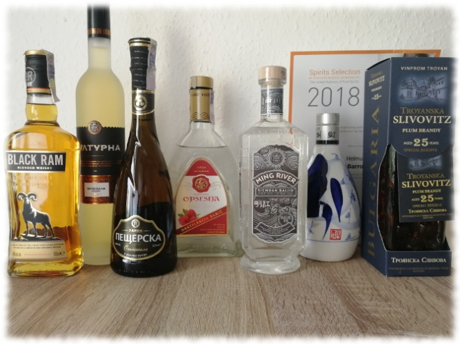 Spirits Selection 2018 (Bulgarien) - 12 - Mitbringsel