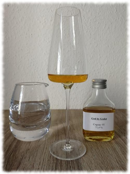 God by Godet Cask Super-Strength Cognac