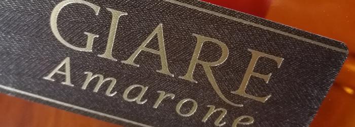 Marzadro Giare Amarone Grappa Titel