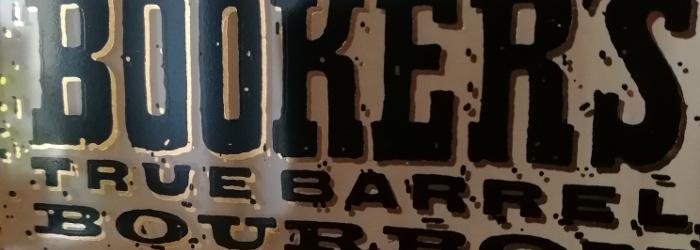 Booker's Kentucky Straight Bourbon Whiskey Titel