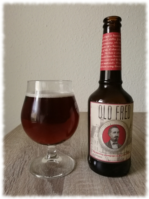 Old Fred Amber Ale