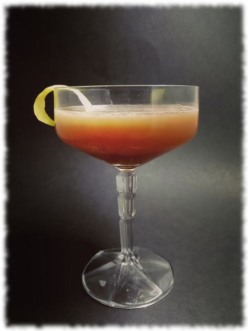 Twenty-First Century Cocktail
