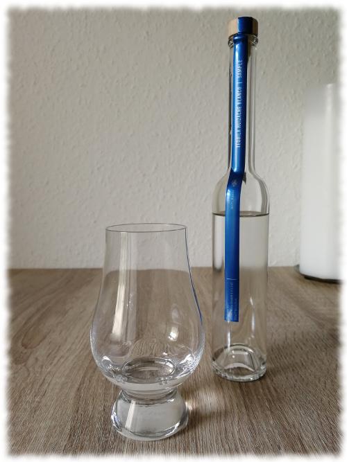 Huizache Tequila Blanco Glas
